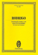 Rodrigo Fantasia Para Un Gentilhombre