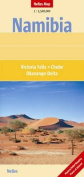 Namibia Nelles Map