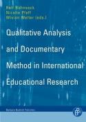 Qualitative Analysis and Documentary Method