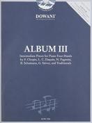 Album Vol. III (Intermediate) for Piano Four-Hands