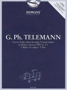 Telemann: Trio for Treble (Alto) Recorder, Viola Da Gamba and Basso Continuo, TWV 42