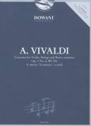 Vivaldi - Concerto for Violin, Strings and Basso Continuo Op. 3 No. 6, RV 356 in a Minor
