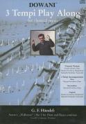 """Sonata (""""Hallenser"""") No. 3 for Flute and Basso Continuo in B Minor"""