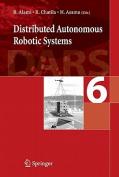 Distributed Autonomous Robotic System 6