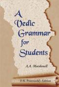 A Verdic Grammar for Students
