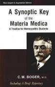 A Synoptic Key of the Materia Medica