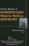 Pocket Manual of Homeopathic Materia Medica and Repertory