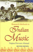 Research Methods in Indian Music