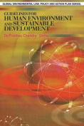 Guidelines for Human Environment and Sustainable Development
