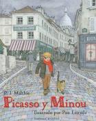 Picasso y Minou = Picasso and Minou [Spanish]