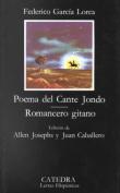 Poema Del Cante Jondo/romancero Gitano [Spanish]