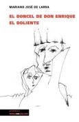 El Doncel de Don Enrique el Doliente [Spanish]