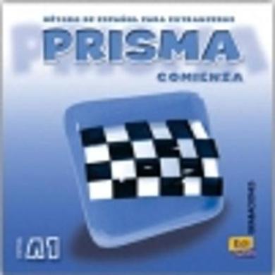 Prisma: Comienza - CD-audio (A1)