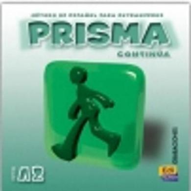 Prisma: Continua - CD-audio (A2)