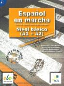 Espanol En Marcha Basico Exercises Book + CD A1+A2  [Spanish]