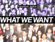 What We Want