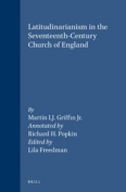 Latitudinarianism in the Seventeenth-Century Church of England