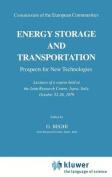 Energy Storage and Transportation
