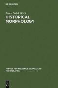 Historical Morphology