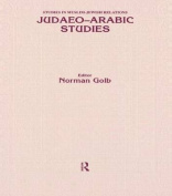 Judaeo-Arabic Studies