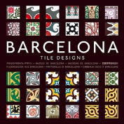 Barcelona Tile Designs [With CD (Audio)] [MUL]