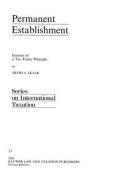 Permanent Establishment