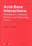 Acid-Base Interactions