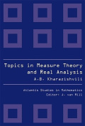 Topics In Measure Theory And Real Analysis