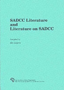 Sadcc Literature and Literature on Sadcc