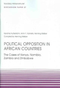 Political Opposition in African Countries