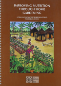 Improving Nutrition Through Home Gardening