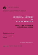 Statistical Methods in Cancer Research