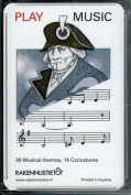 Play Music: Playing Cards
