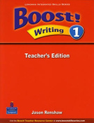 Boost! Writing Level 1