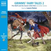 Grimm's Fairy Tales, Volume 2 [Audio]