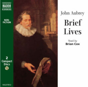 Brief Lives [Audio]