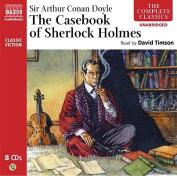 The Casebook of Sherlock Holmes  [Audio]