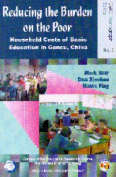 Reducing the Burden on the Poor - Household Costs of Basic Education in Gansu, China