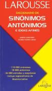 Diccionario De Sinonimos, Antonimos