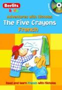 "French Berlitz Kids ""Adventures with Nicholas"" Gift Set"