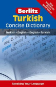 Turkish Berlitz Concise Dictionary