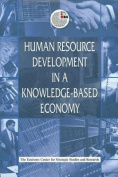 Human Resource Development in a Knowledge-based Economy