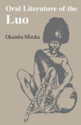Oral Literature of the Luo