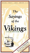 The Sayings of the Vikings