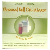 Clean + Easy Roll-On Waxer Large Refill With Strips