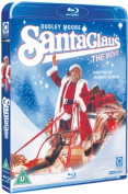 Santa Claus - The Movie [Region A] [Blu-ray]