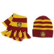 BuySeasons Costumes Harry Potter Hogwarts Hat & Scarf, One-Size