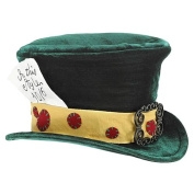 Alice In Wonderland The Mad Hatter Child Hat
