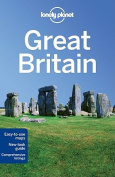 Lonely Planet Great Britain [With London Pull-Out Map]