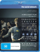 The Social Network  Collector's Edition) [2 Discs] [Region B] [Blu-ray]